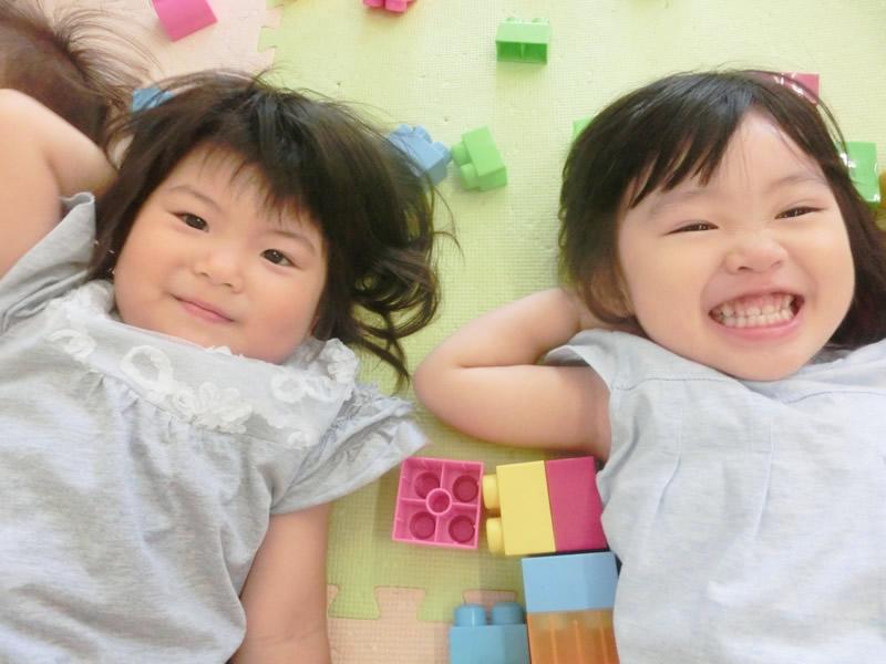 西新の保育園 にしじん森の子保育園|ブロック遊び